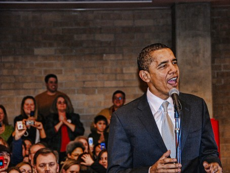 Obama in Denver - Yes We Can by Chris Coleman, (CC BY-NC 2.0)
