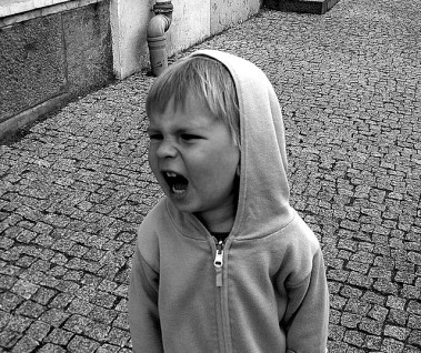 Scream and Shout by  Mindaugas Danys, CC-BY-2.0