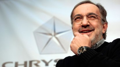 Sergio-Marchionne of Fiat & Chrysler